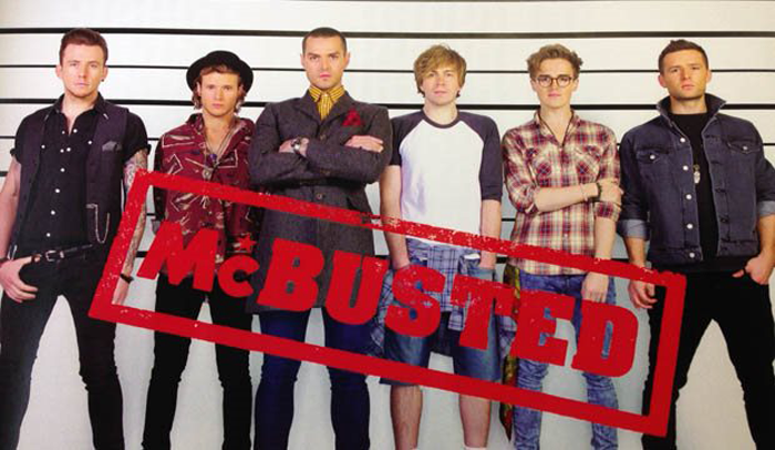 McBusted headlined Hyde Park with an amazing set!
