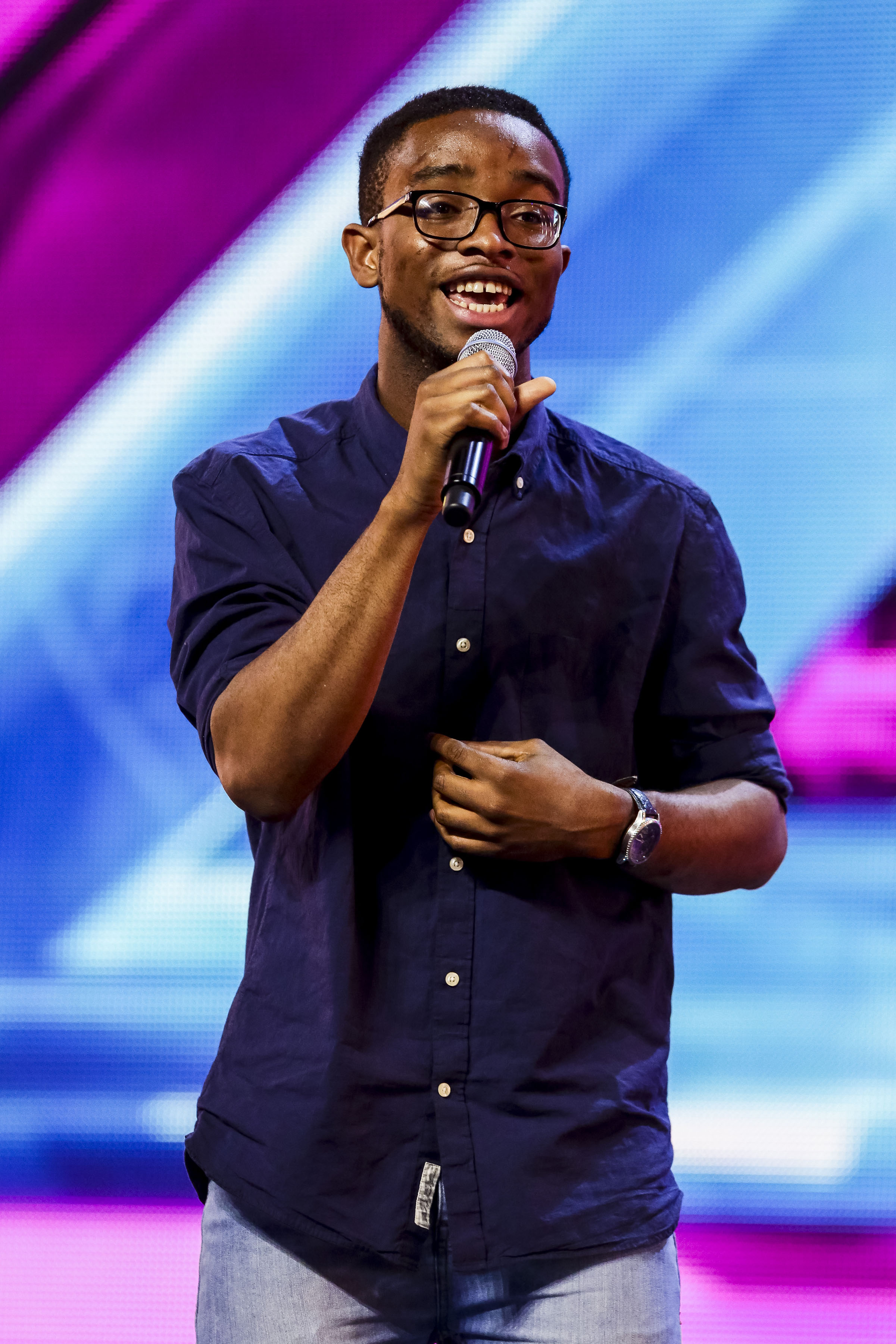 Pictures X Factor 2014 Arena Auditions Saturday