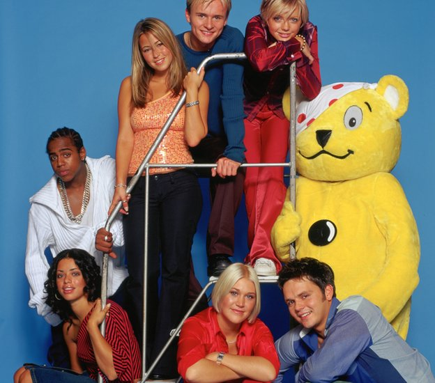 SClub7ChildrenInNeed