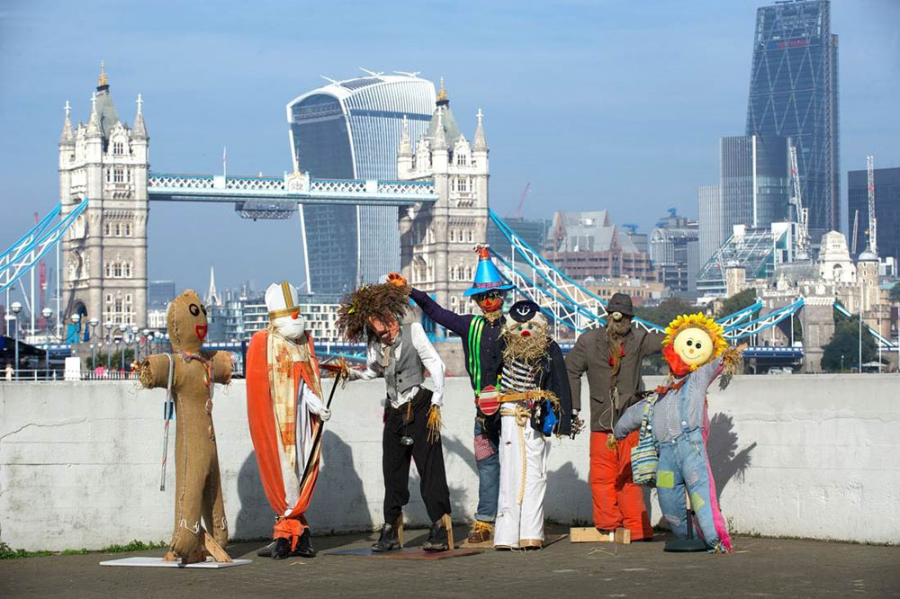 Scarecrows-in-London