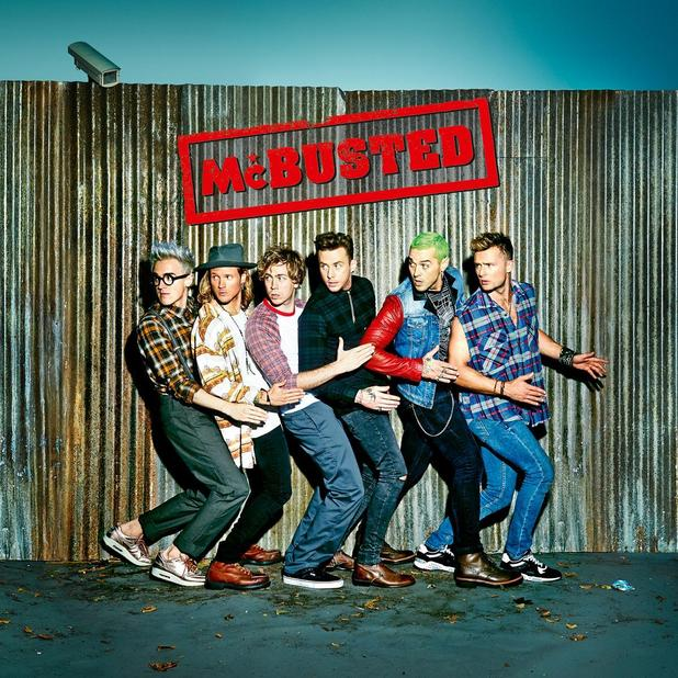 McBusted Artwork