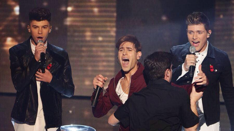 X Factor 2014: Lee Nelson invaded Stereo Kicks live performance!