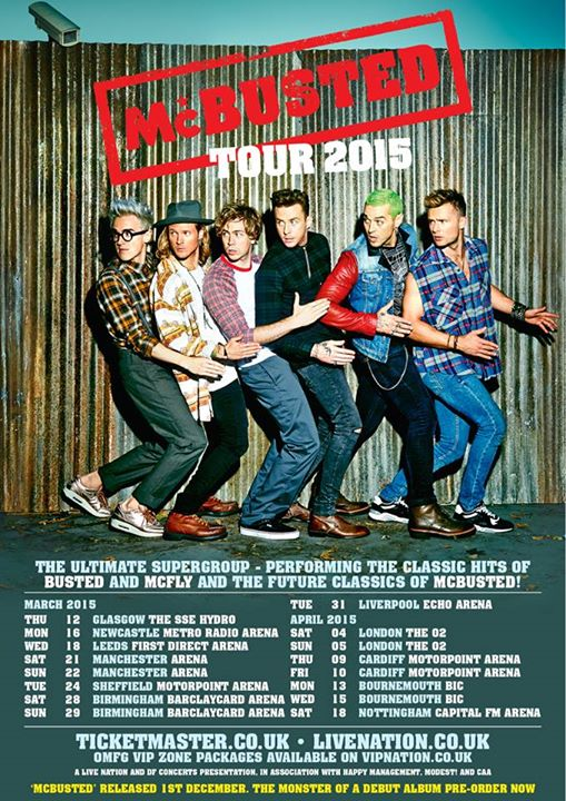 Credit: Facebook: McBusted