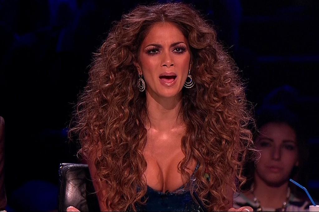 Nicole-Scherzinger-The-X-Factor-on-saturday