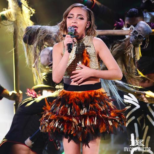 X Factor 2014: Lauren Platt denies romance with another contestant!
