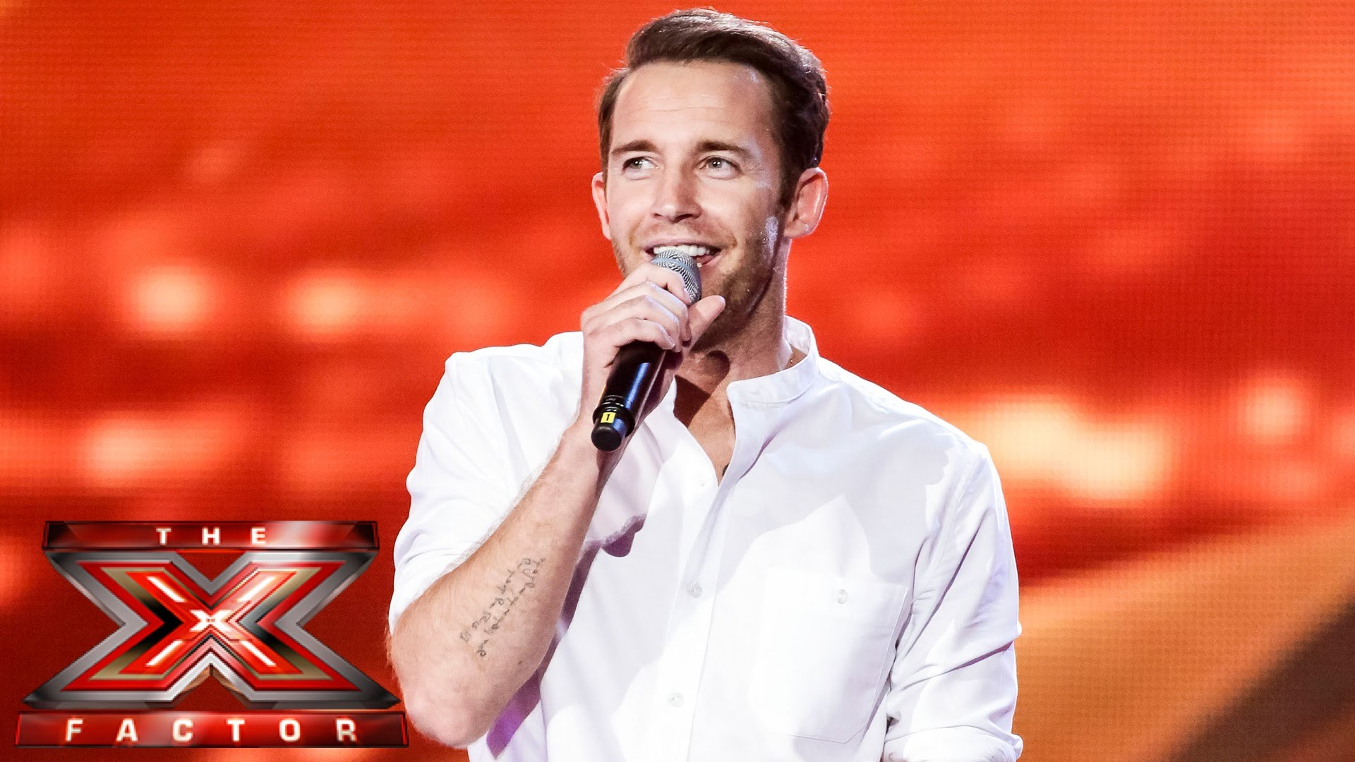 X Factor 2014: Jay James has lost his voice ahead of tonight's show!