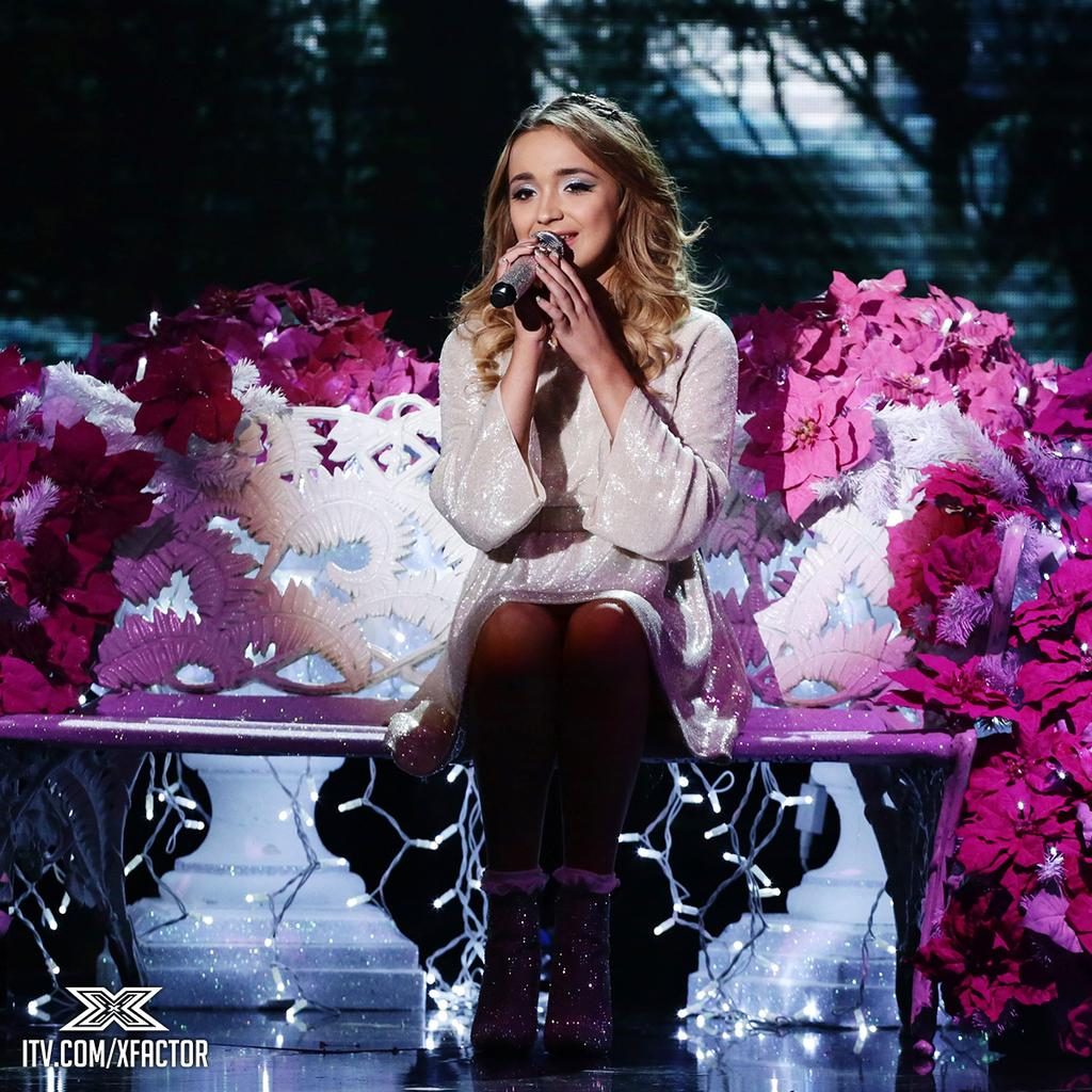 X Factor 2014: Lauren Platt leaves the competition in 4th place!
