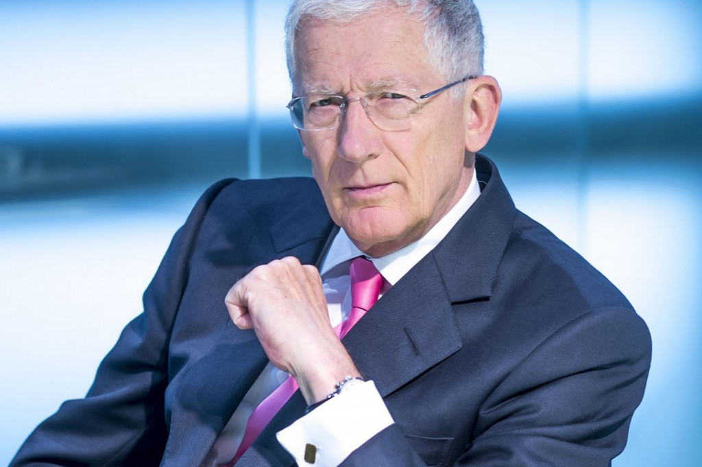 The Apprentice Nick Hewer Quits The Show After 10 Years
