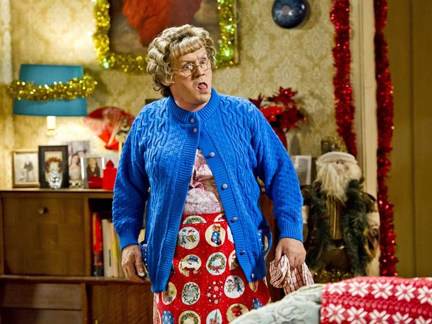 Mrs Brown's Boys tops Christmas Day ratings as BBC wins the Christmas TV battle!
