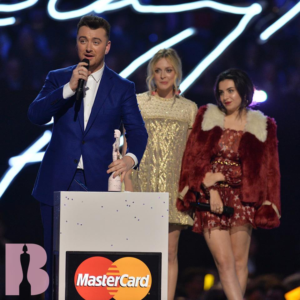 Credit: Facebook/BRIT Awards