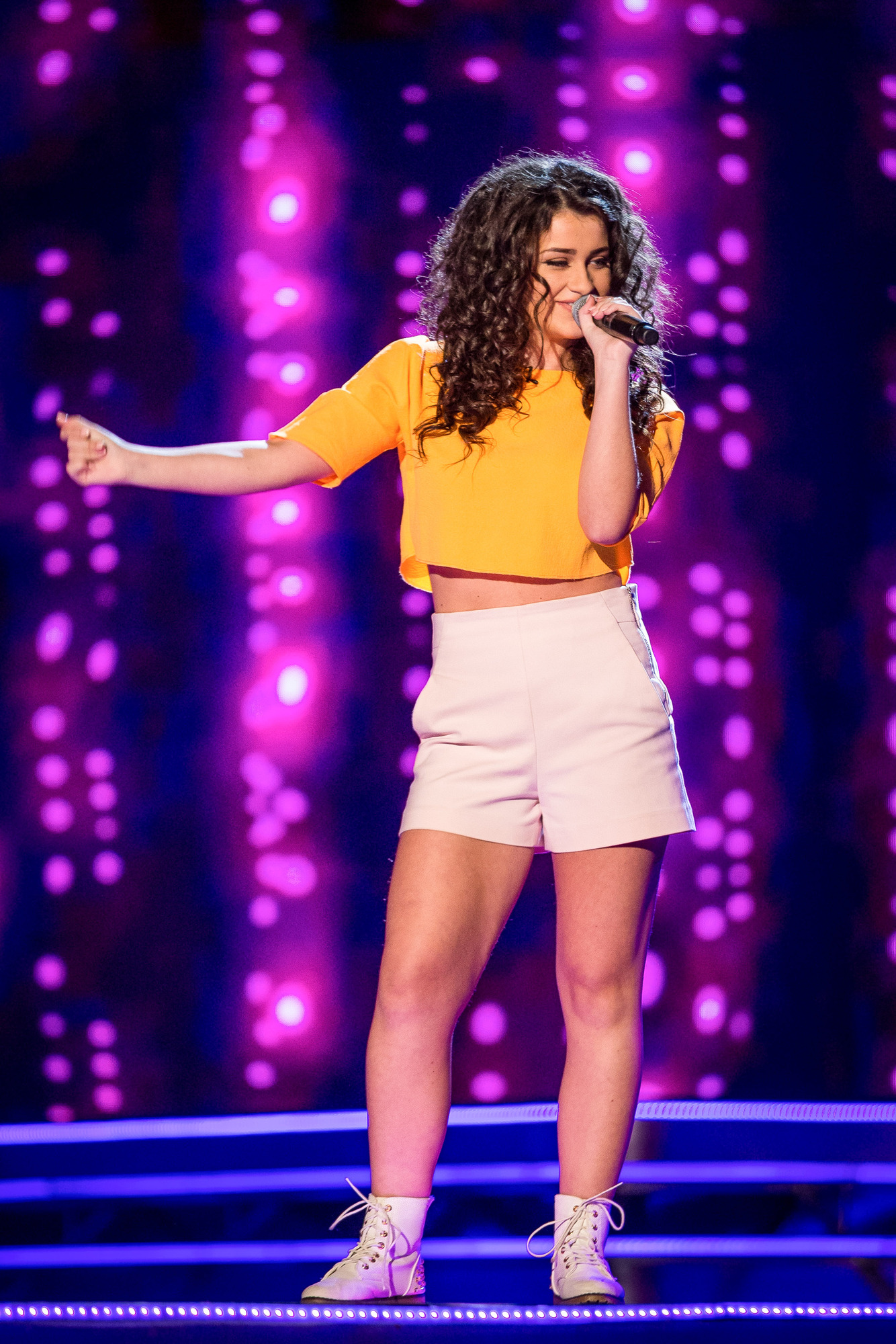 The Voice Within The Cards: The Voice UK 2015 Pictures: Episode 5 Contestants