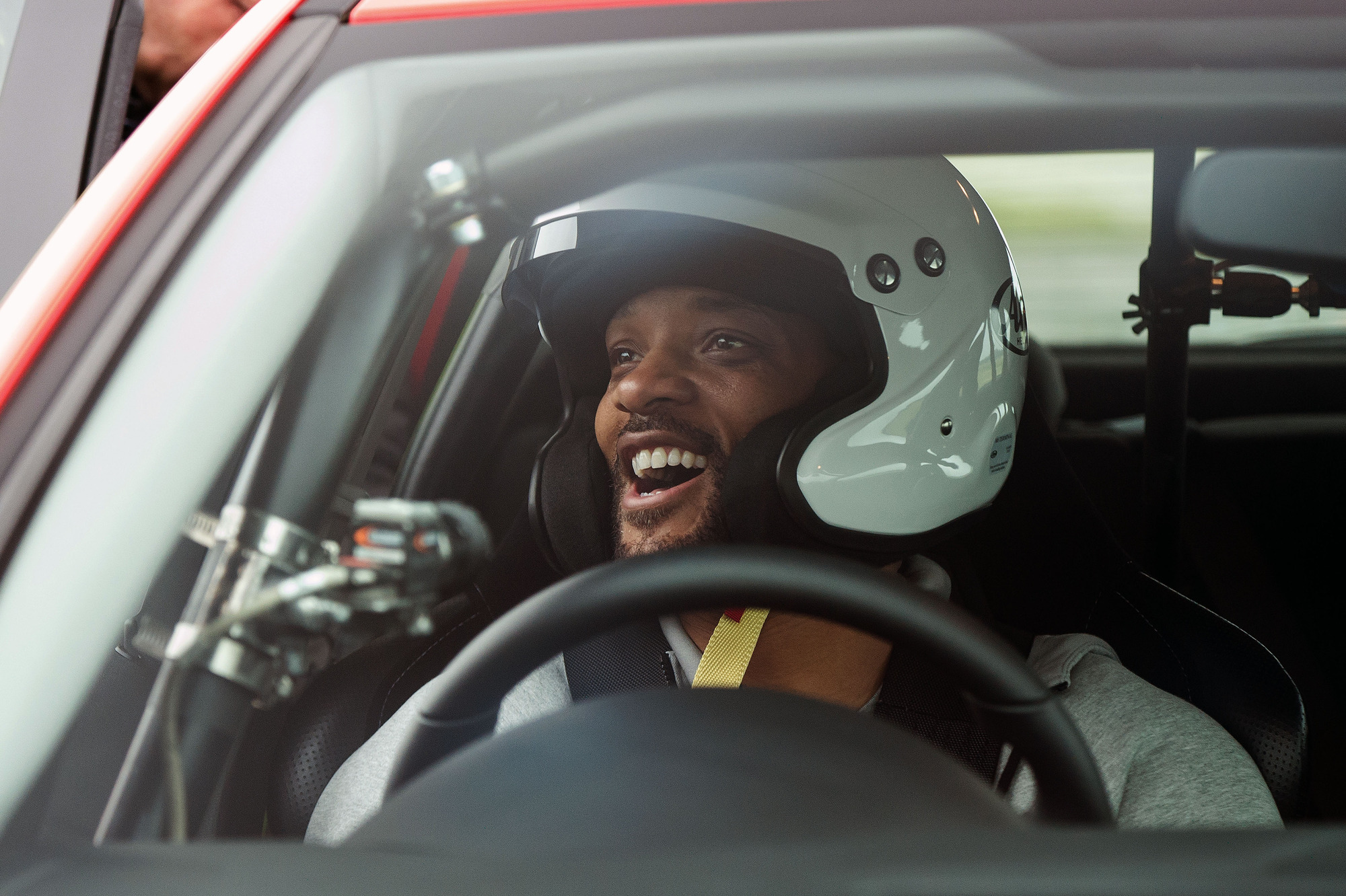 Will Smith Cars: Will Smith And Margot Robbie Take On Top Gear's 'Star In A