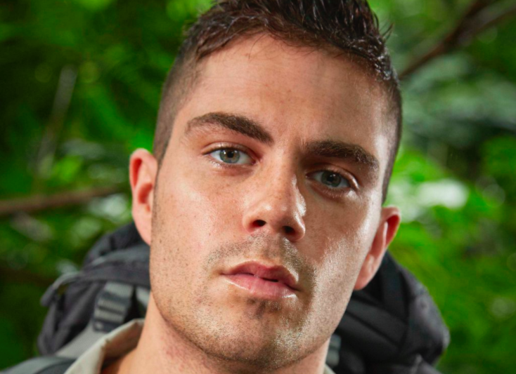 Mission Survive: Max George becomes the first celebrity to be eliminated!