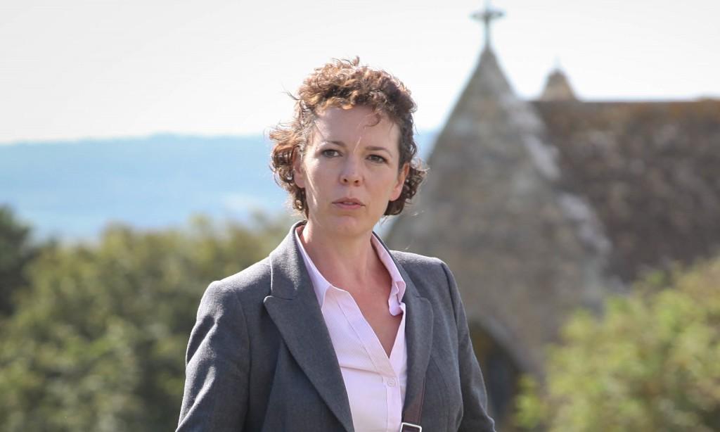 Olivia Colman in Broadchurch