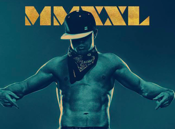 The Magic Mike XXL Poster has been released!