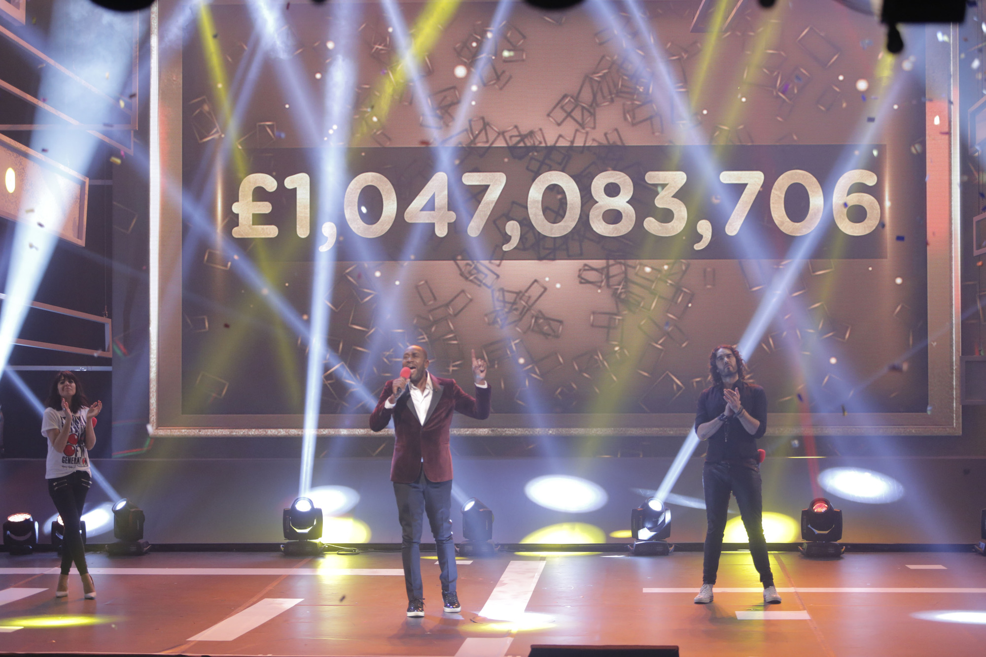 Comic Relief has broken the £1 billion barrier after 30 years of fundraising!