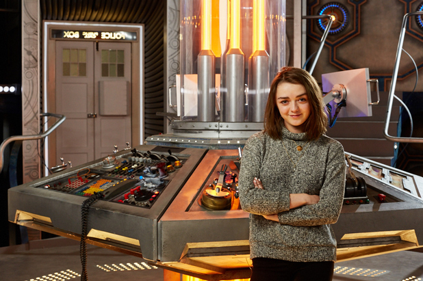 Game of Thrones actress Maisie Williams to guest star in Doctor Who series 9!