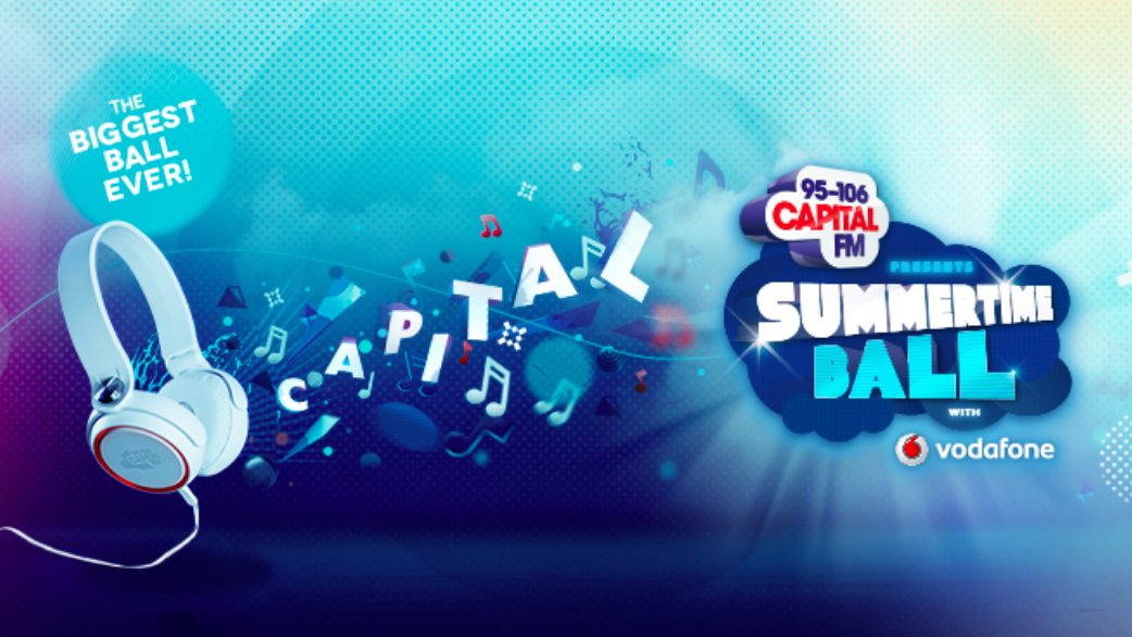 Capital FM announce eight new artists playing at Summertime Ball 2015!
