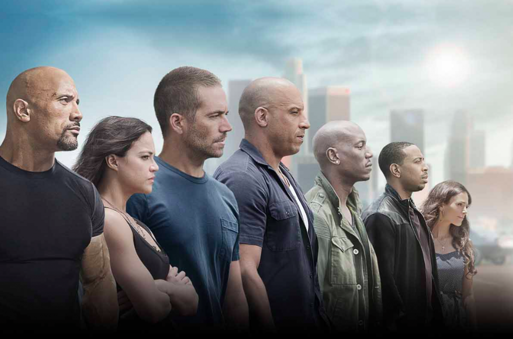 FastAndFurious7WallpaperHD