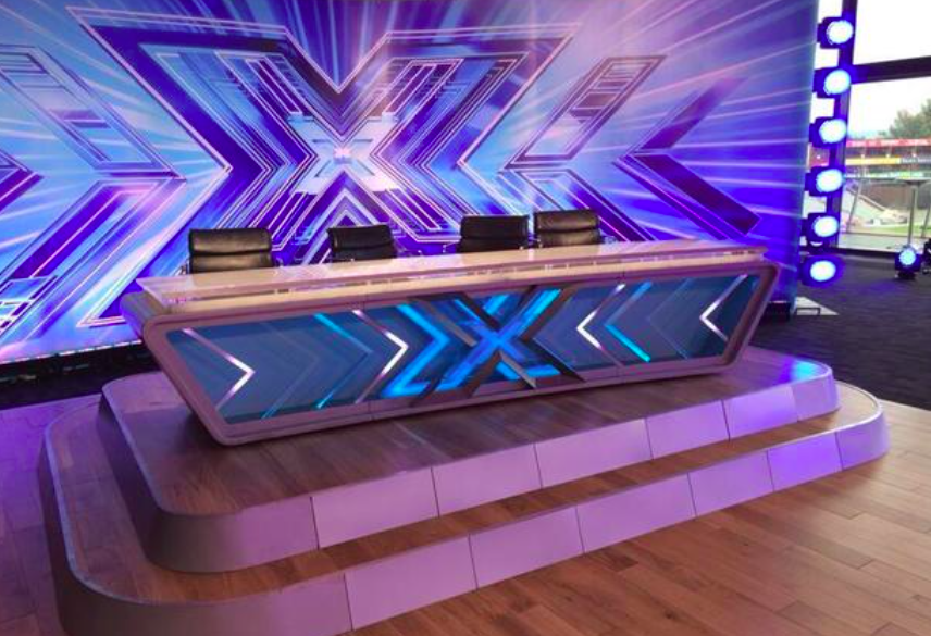 TheXFactor2015AuditionRoom