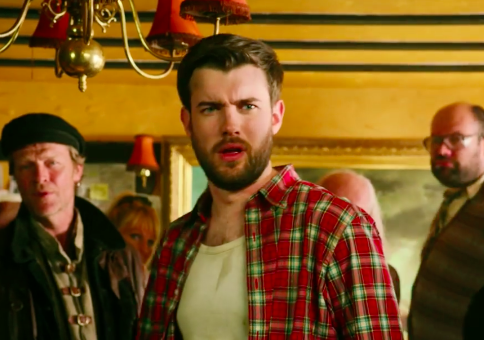 first look at the bad education movie as teaser trailer