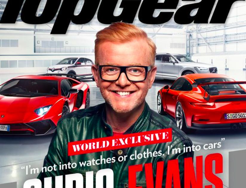 ChrisEvansTopGearMagazine2015