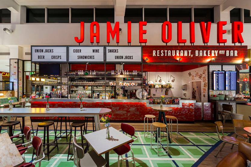 JamieOliverRestaurantInside
