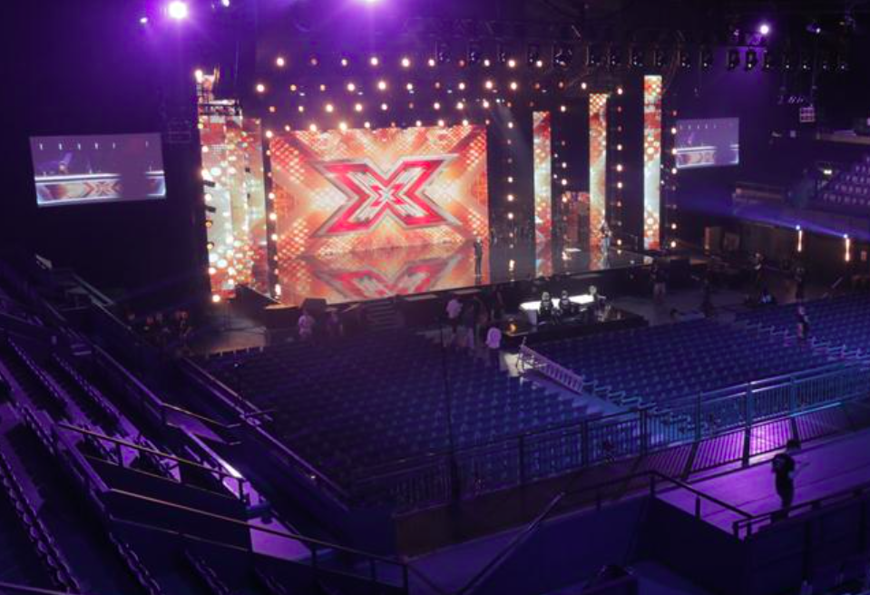 XFactor2015WembleyAuditionStage