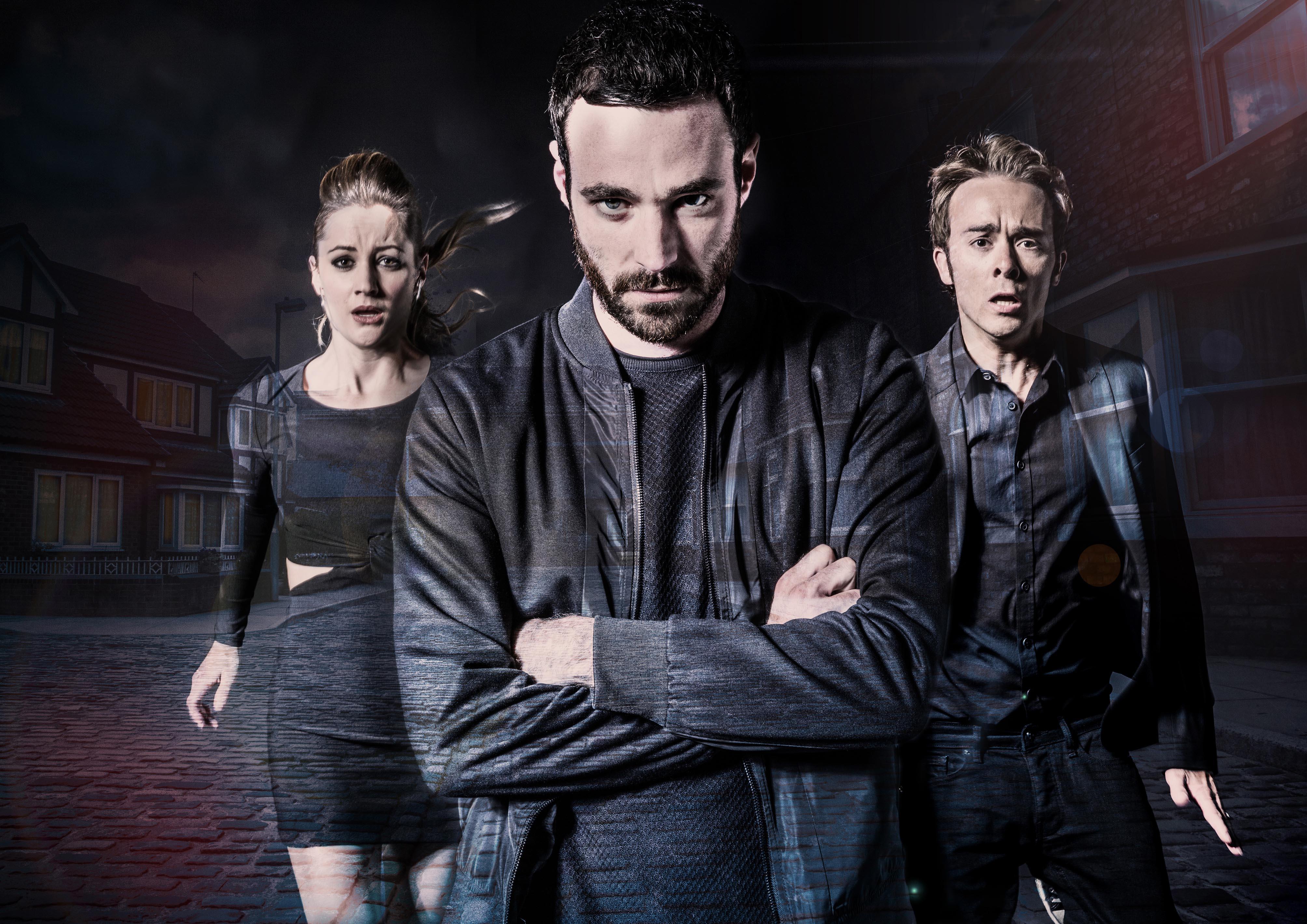 Coronation Street: Callum Logan dead, Sean Ward final interview from the cobbles!