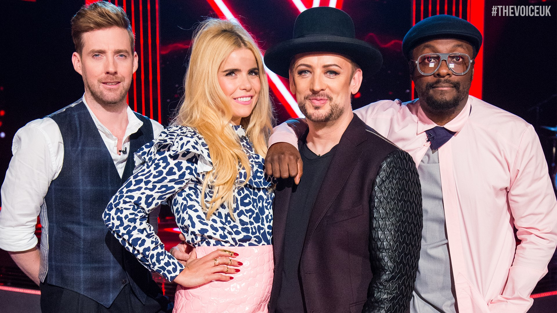 who have been judges on the voice