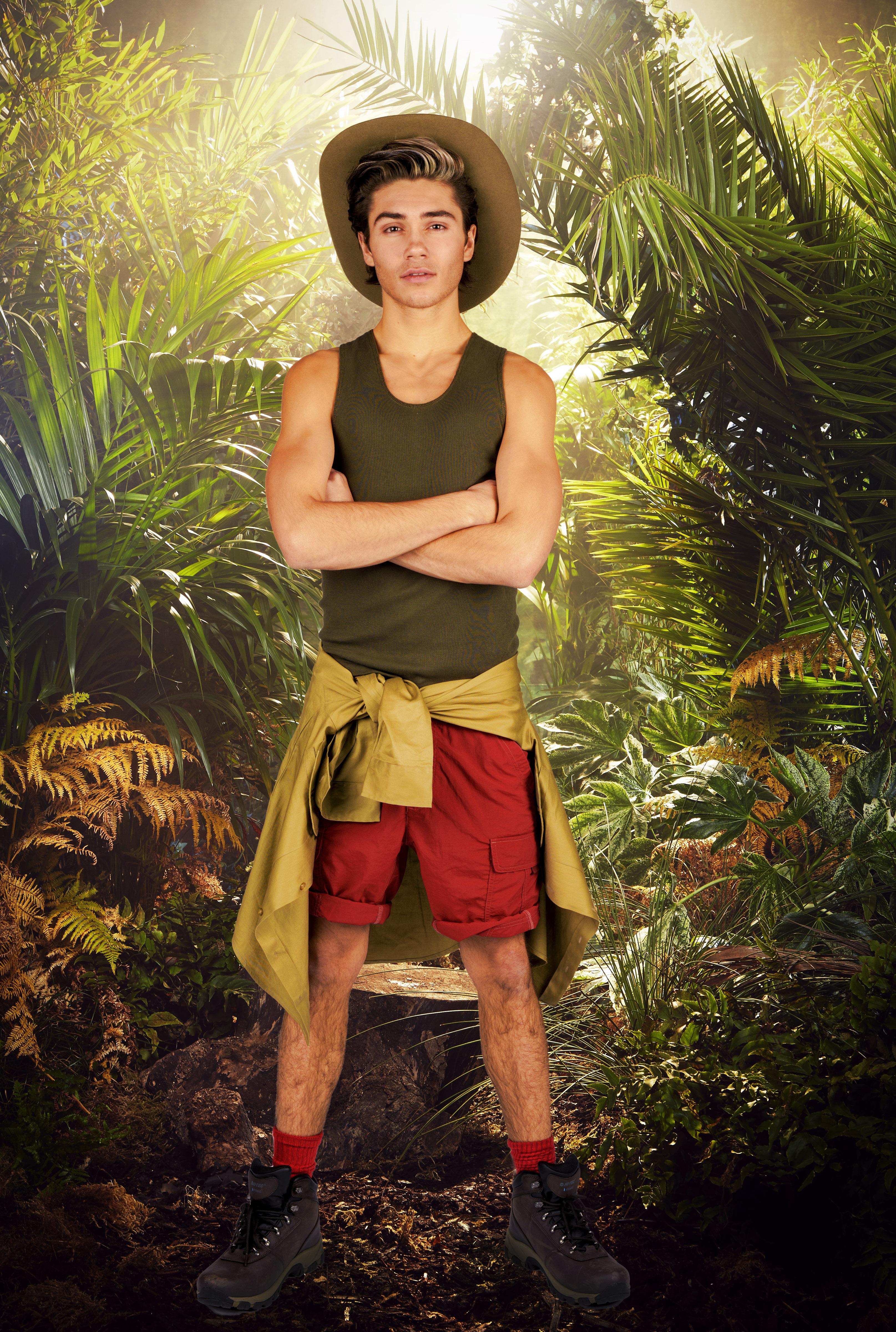 IÕM A CELEBRITYÉGET ME OUT OF HERE 2015 PICTURE SHOWS: GEORGE SHELLEY IÕm A CelebrityÉGet Me Out Of Here! is back which can mean only one thingÉ the time has come for a brand new cast of celebrities to head down under and battle it out in TVÕs toughest challenge. Leaving their plush pads and luxuries far behind, our celebrity campers will spend up to three weeks taking on the harsh surroundings of the Australian jungle, with a whole host of brand new nasty surprises created just for them. This year, the IÕm a Celebrity team have pulled out all the stops to ensure this is the most talked about series yet. Last yearÕs highlights included Michael Buerk rapping with Tinchy Stryder, Kendra Wilkinson and Edwina Currie falling out in spectacular style and Gemma Collins going jungle AWOL after only a few days in camp. Whoever does end up in the terrifying and legendary jungle camp will find themselves cut off from the outside world and praying the public doesnÕt send them straight into a dreaded Bushtucker Trial. ItÕs a brand new cast with a brand new set of challenges. As always, our BAFTA award-winning hosts Ant and Dec, are back to present all the big stories live from the jungle every night. Who will be crowned this yearÕs King or Queen of the jungle? Find out this Autumn on ITV. And remember - IÕm A Celebrity...Get Me Out Of Here Now! is back every night on ITV2 after the ITV show. An ITV Studios production.