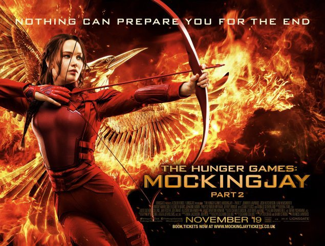 The Hunger Games: Mockingjay Part 2 review: A perfect ending to a ...