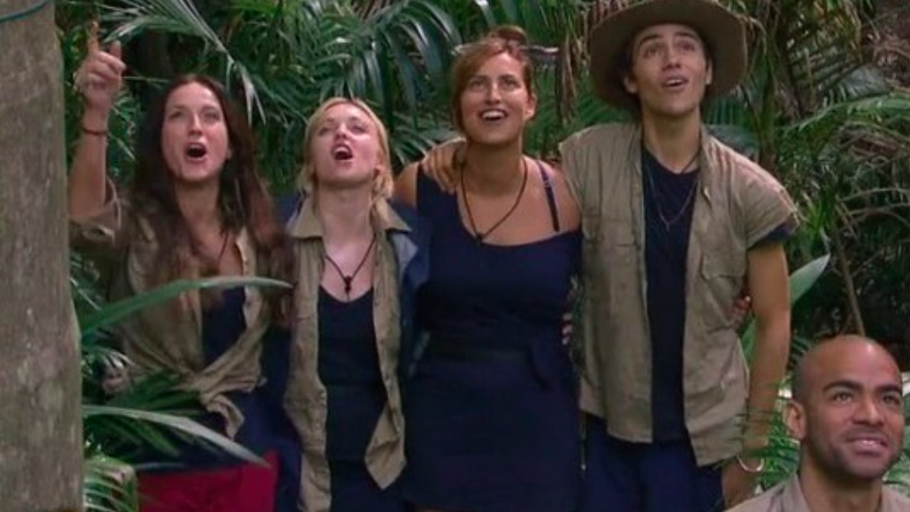 Im a celebrity double eviction bb17
