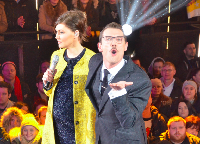 Celebrity Big Brother 2016: John Partridge finishes in 6th place!