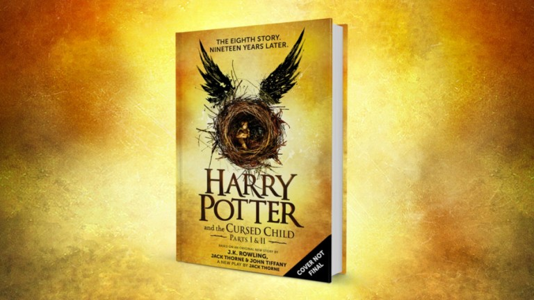 The eighth Harry Potter book has been announced!