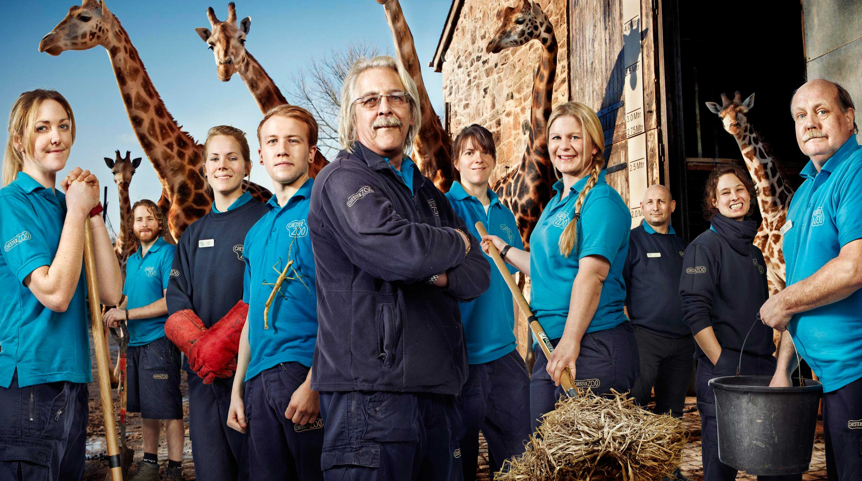 Tonight's finale of 'The Secret Life Of The Zoo' shows an insight into the babies at ...