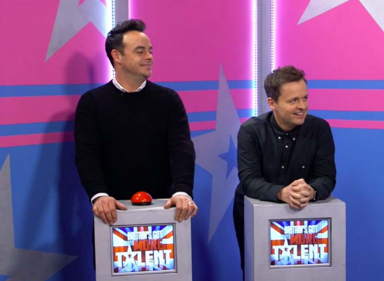 Ant and Dec to feature in the new series of Britain's Got More Talent with Stephen Mulhern