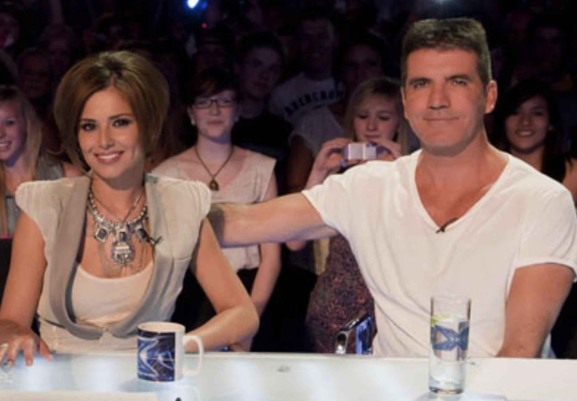 Simon Cowell teases another project with Cheryl following