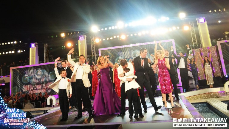 Peter Andre and Katherine Jenkins hit back over Saturday Night Takeaway backlash!