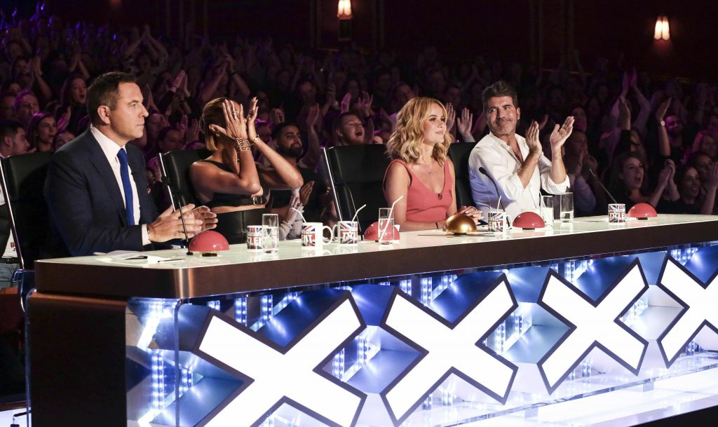 Declan Donnelly going solo again on Britain's Got Talent