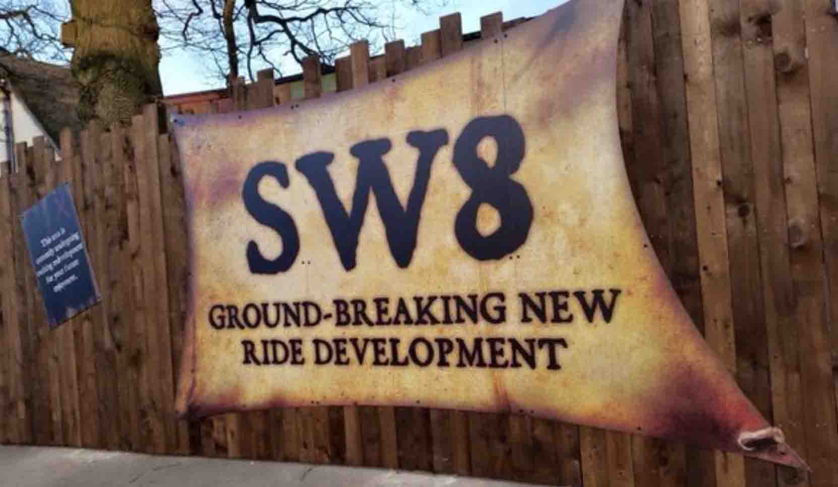 Alton Towers Secret Weapon 8 Has Been Confirmed As A