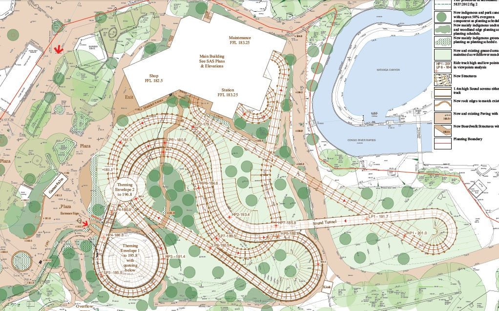 AltonTowersWoodenCoasterPlan1