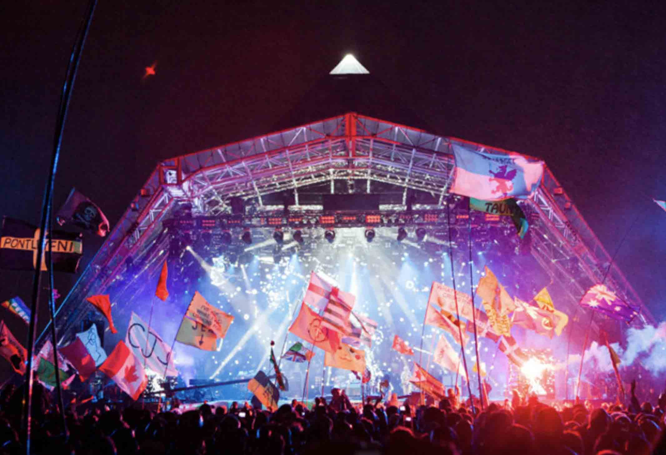 Glastonbury 2016 Stage Set Times Revealed Festivals