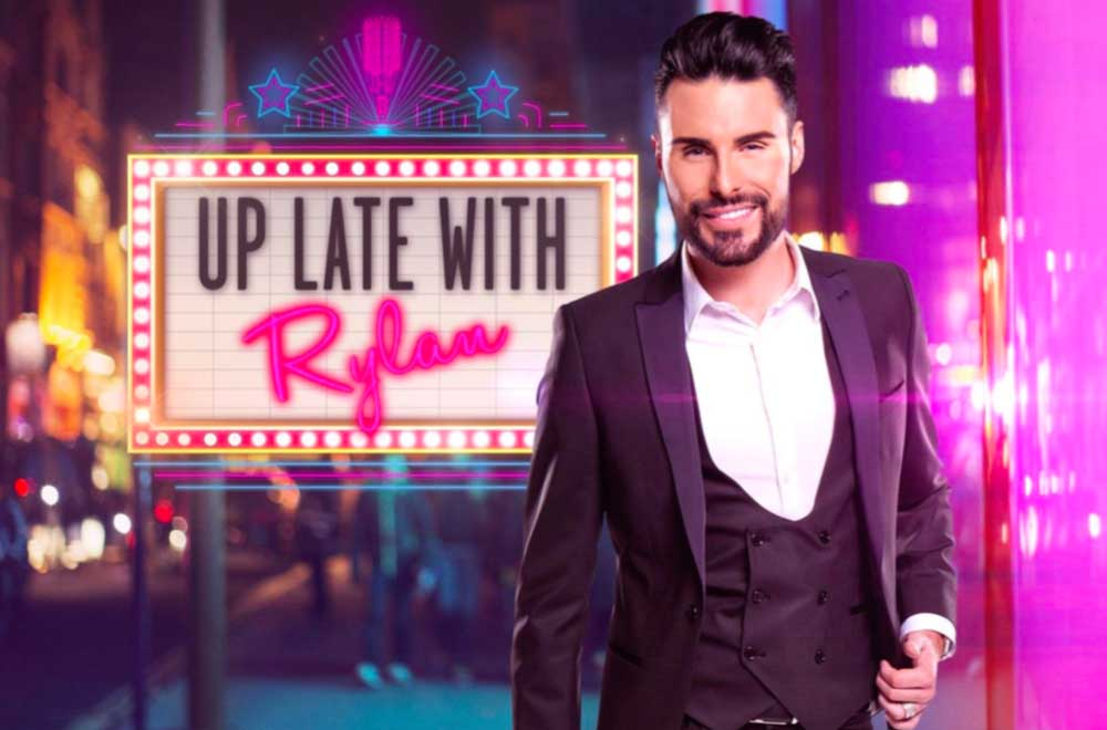 Bad news for Rylan Clark-Neal as his chat show is axed