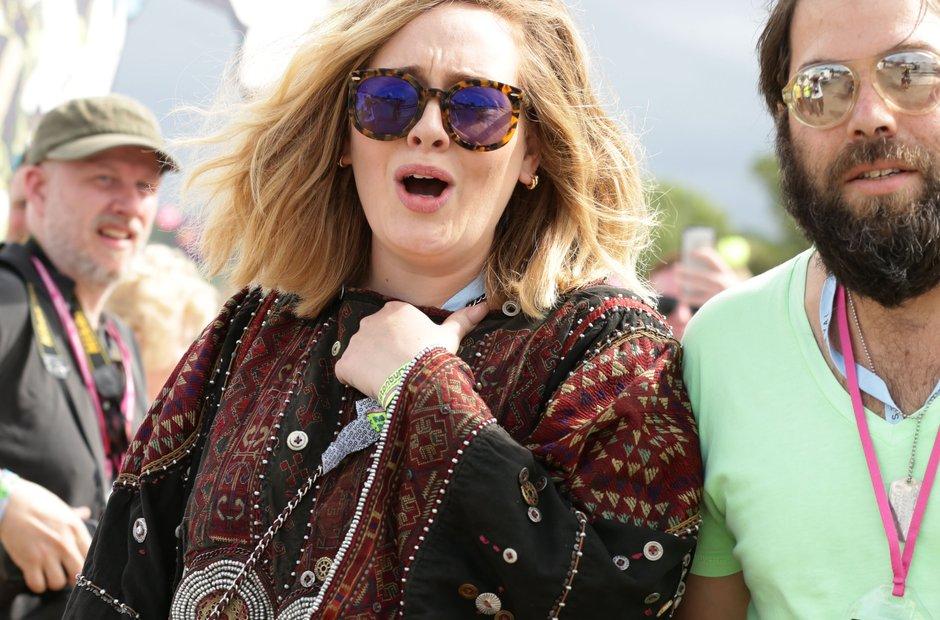 Adele-Glastonbury
