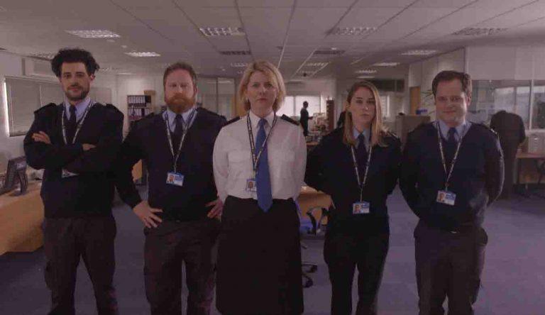 Preview: Channel 5's new original comedy 'Borderline'!