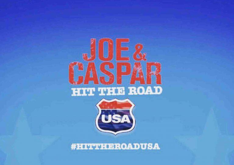 Joe Sugg and Caspar Lee announce DVD UK tour dates!
