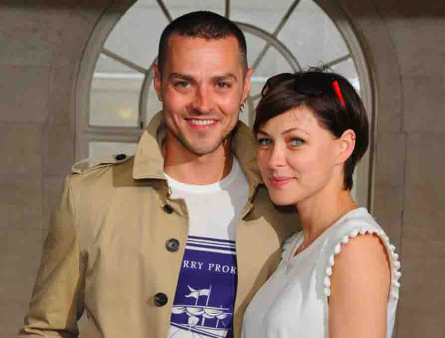 Emma Willis BANS husband Matt from taking part in Strictly Come ... e60726fb3