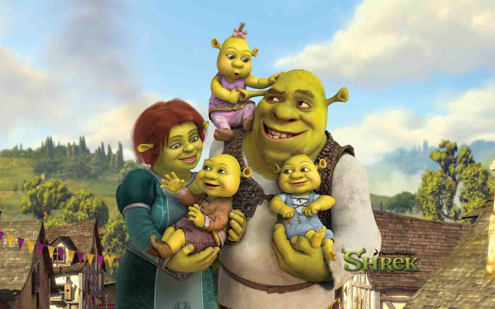 Cartoon Shrek 5 2019 48