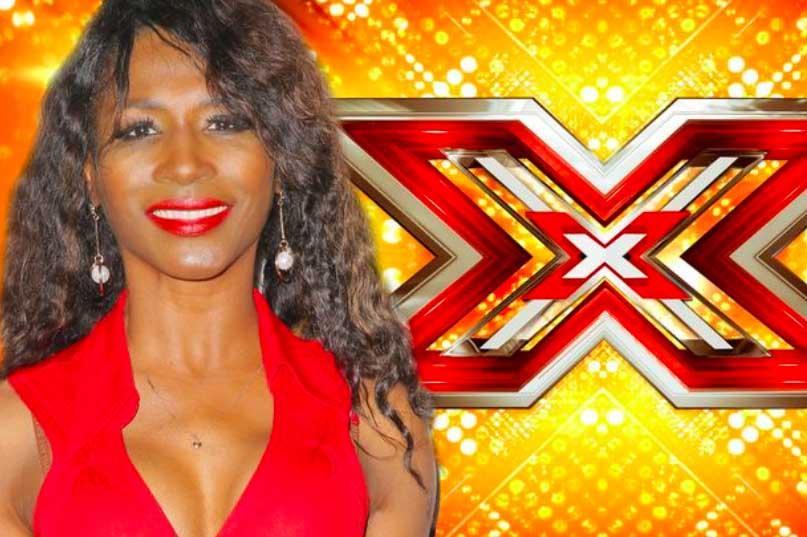 Sinitta-X-Factor